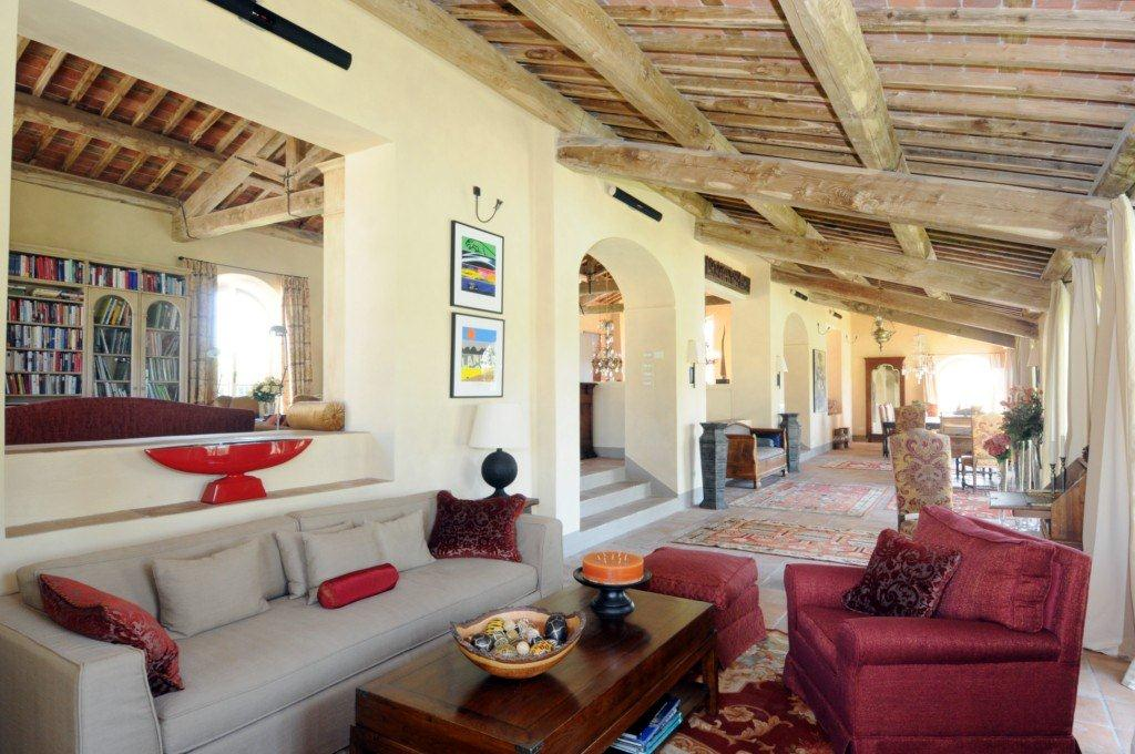 Villa à Lucca sur la côte